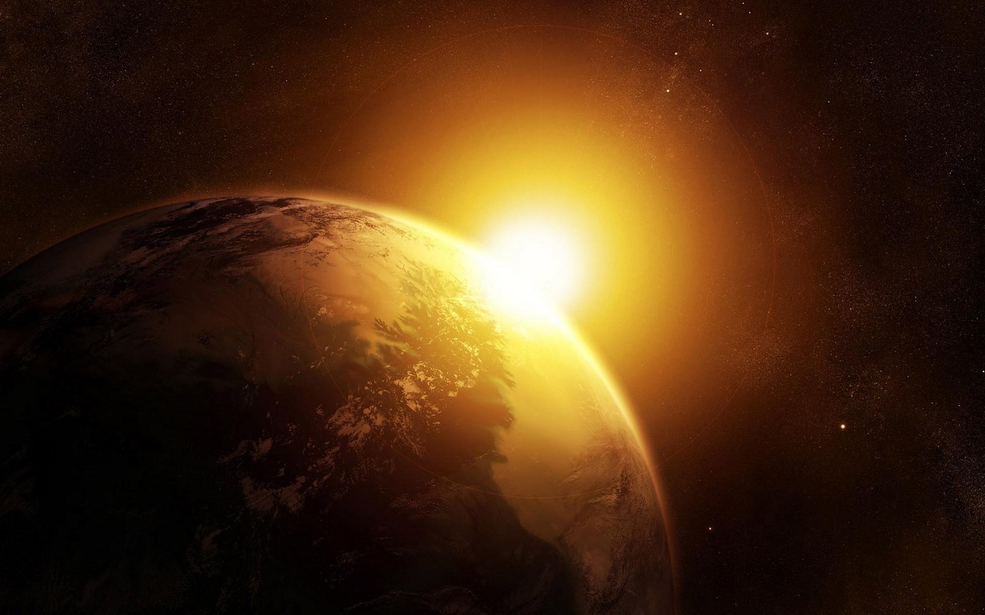 planet-earth-sun-stars-universe